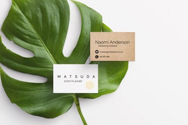 Print Marketing- Business Card