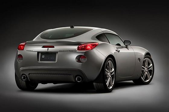 pontiac02 in Top 5 Most Beautiful Cars In 2009