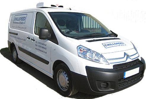 Chillspeed Delivery Van Med2