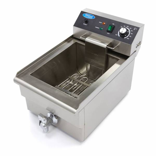 maxima-electric-fryer-1-x-16l-with-faucet dessus