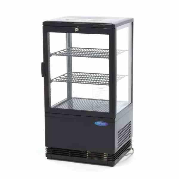 maxima-refrigerated-display-58l-black