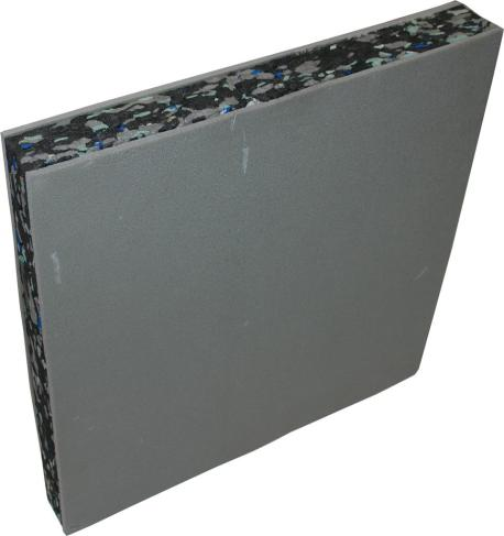 Foam target (80X80X7CM)
