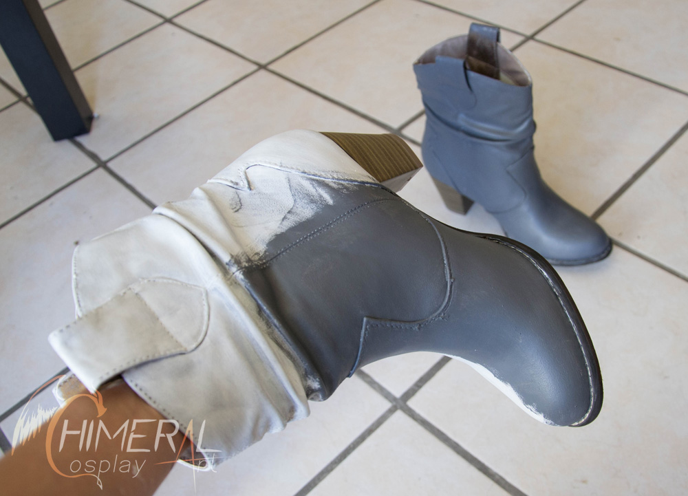 gowther cosplay boots
