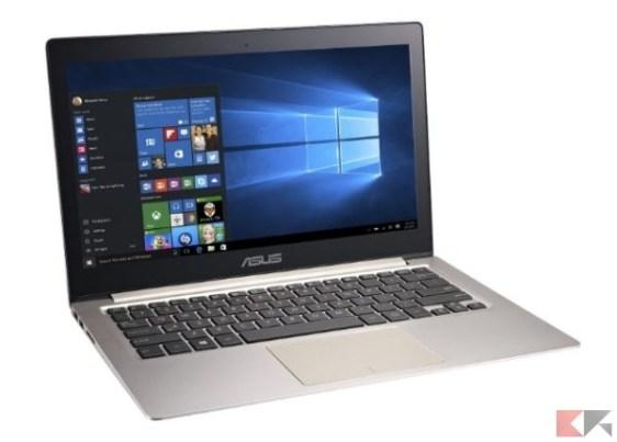 Asus Zenbook UX303UA-FN176T Portatile, Display da 13.3 pollici HD, Processore In