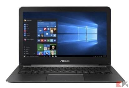 Asus Zenbook UX305FA-FC005T Portatile, Display da 13.3 Pollici Full HD, Processo