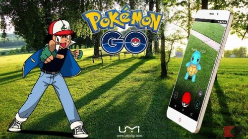 UMi Super Euro Edition - Pokémon Go