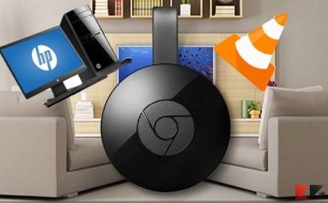VLC su Chromecast
