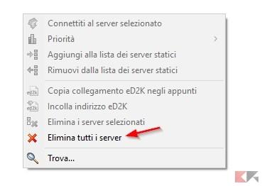 emule lista server maggio 2018