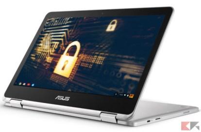 migliori chromebook - Asus Chromebook Flip