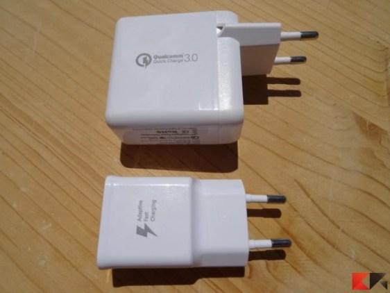 caricatore da muro Spigen F207 Quick Charge 3.0