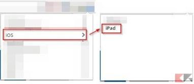 user agent iPad - Chrome