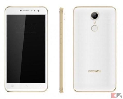 doogee-f7-pro - migliori smartphone cinesi con banda 20