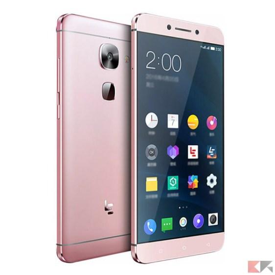 leTV LEeco LE 2 - migliori smartphone cinesi con banda 20