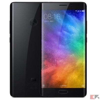 xiaomi mi note 2 - migliori smartphone cinesi c