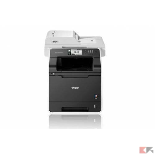 Stampante multifunzione (All in One) - Brother DCPL8450CDWYY1
