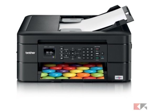Stampante multifunzione (All in One) - Brother MFC-J480DW