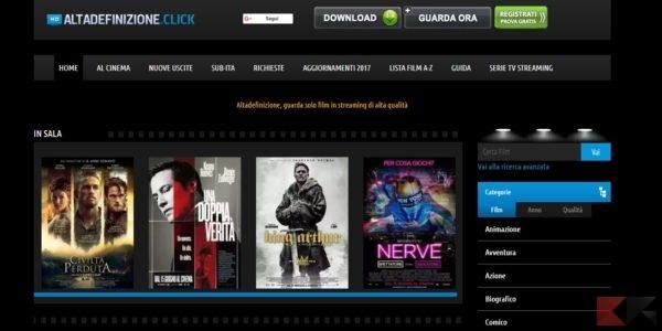 film in streaming: altadefinizione.click
