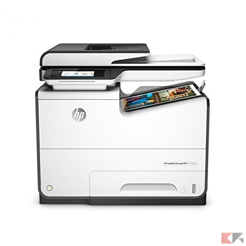 Stampante multifunzione (All in One) - HP PAGEWIDE MNGD MFP P57750DW