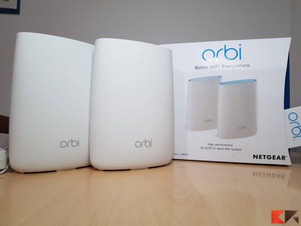 Orbi RBK50