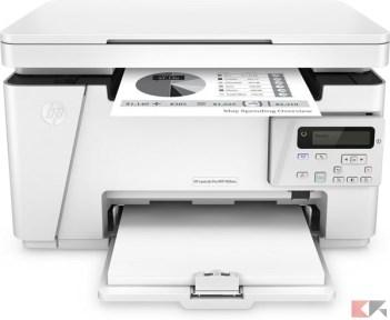 scegliere una stampante laser: HP M26NV