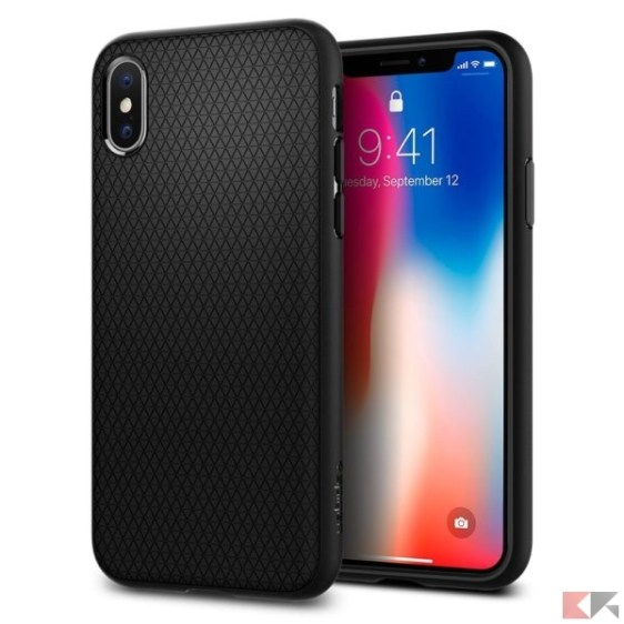 Spigen Liquid Air iPhone X