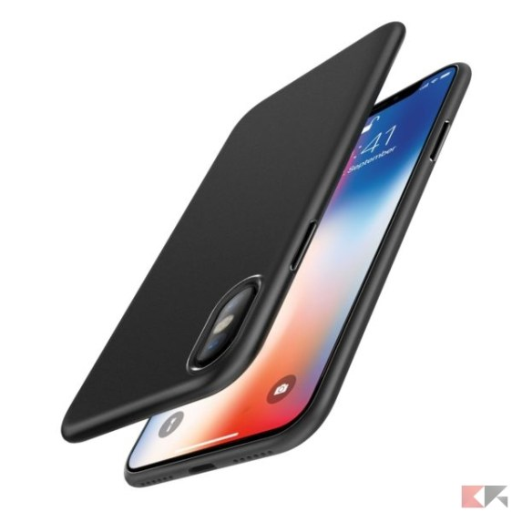 easyacc ultra slim iPhone X