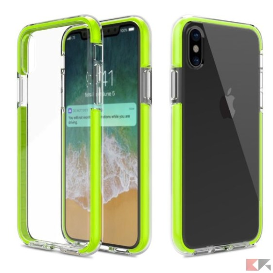 moko bumper iphone x