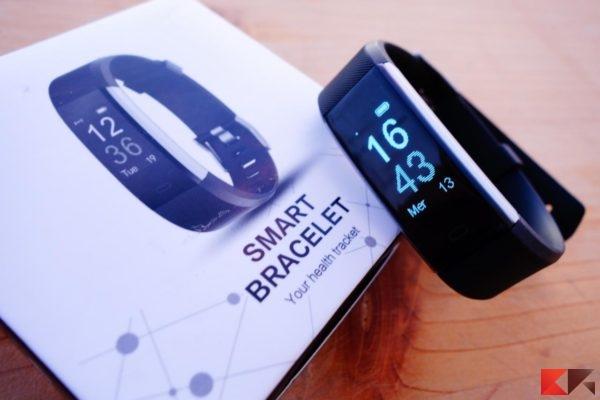 Bracciale Smart Mpow 115PlusHR