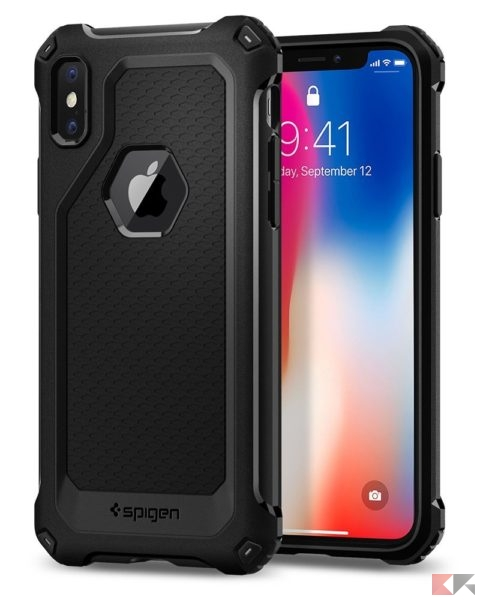 spigen rugged armor iphone x