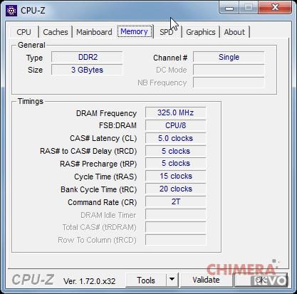 frequenza RAM è la metà
