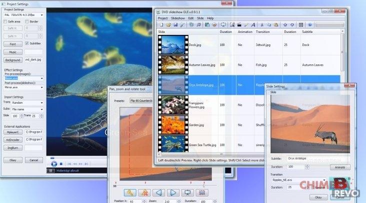 programma per creare slideshow