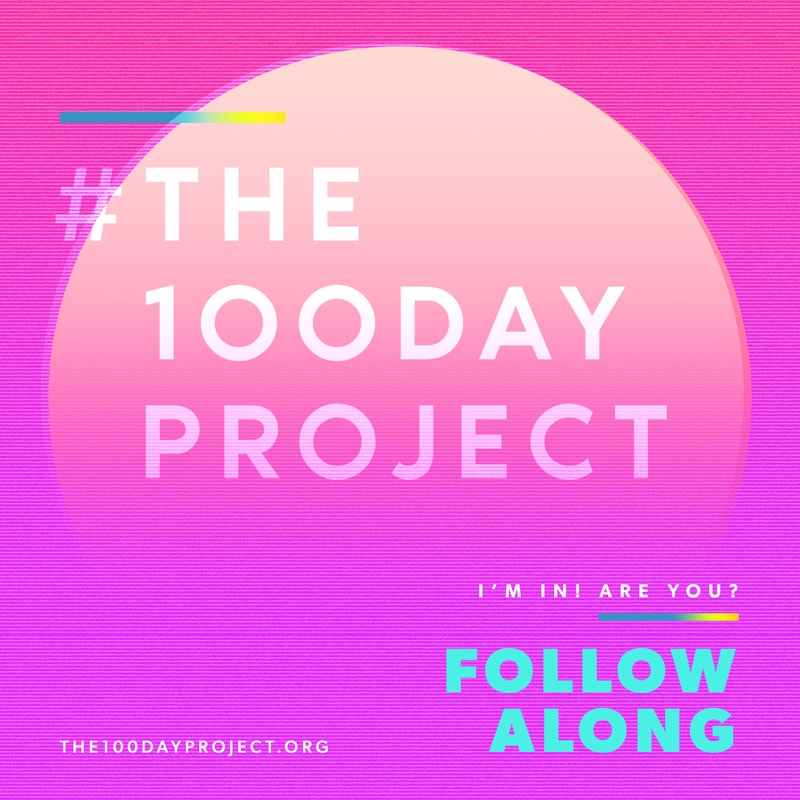 The 100 day project 2020