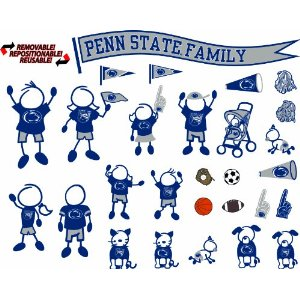 Penn State Nittany Lions Family