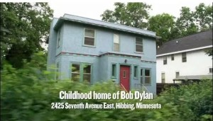 Bob Dylan's Childhood Home