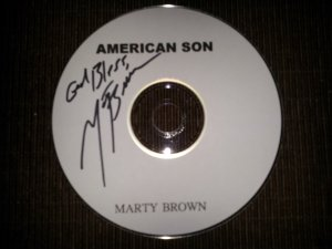 Marty Brown American Son