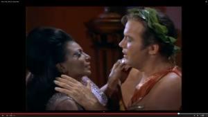 Interracial Kiss