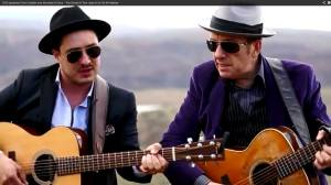 Mumford & Sons Elvis Costello Ghost of Tom Joad