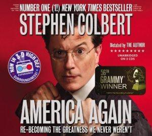 Colbert American Again