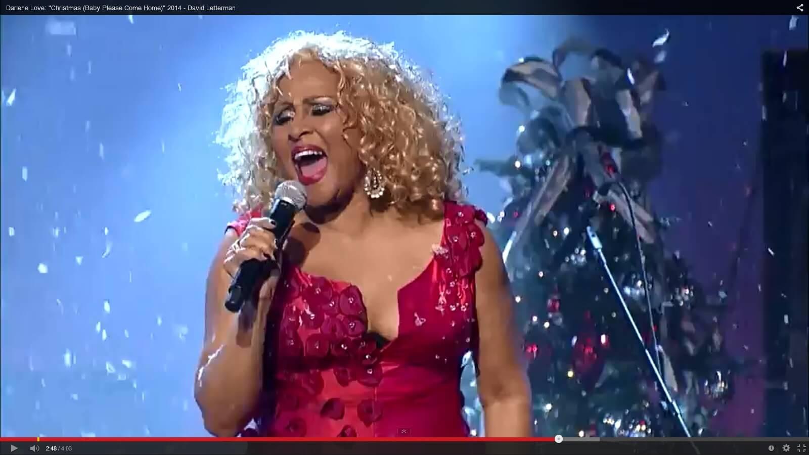 darlene love baby please come home - Darlene Love Christmas Baby Please Come Home