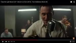 Hiddleston Hank Williams