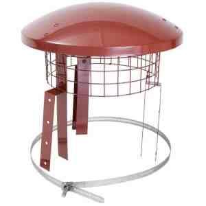 Chimney Cowl Products Standard Terracotta Bird Guard