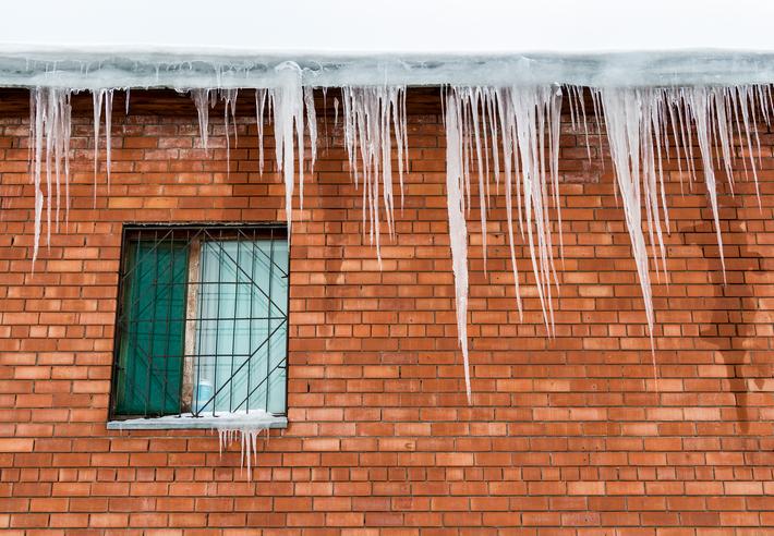 What Is Freeze Thaw Brick Damage? – Michigan Brick Repair