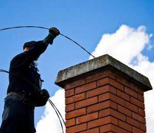 Chimney sweep NYC