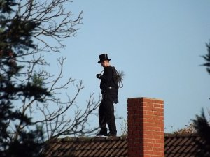 Chimney Cleaning Safety