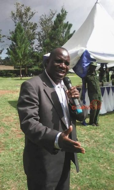 Tororo District Chairman Apollo Jaramoji is dead