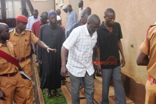 Another Kaweesi murder suspect limps into court for today 's session