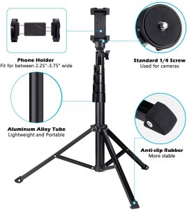 tripod for iphone 11