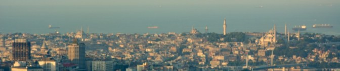 Istanbul Blog: Day One Itinerary