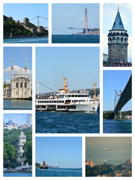 Turkey-Istanbul-Bosphorus