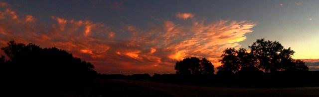 Austin-Beautiful-Sunset